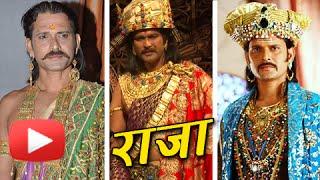 Sameer Dharmadhikari Plays Raja Bindusar - Chakravartin Ashok Samrat - New Serial on Colors