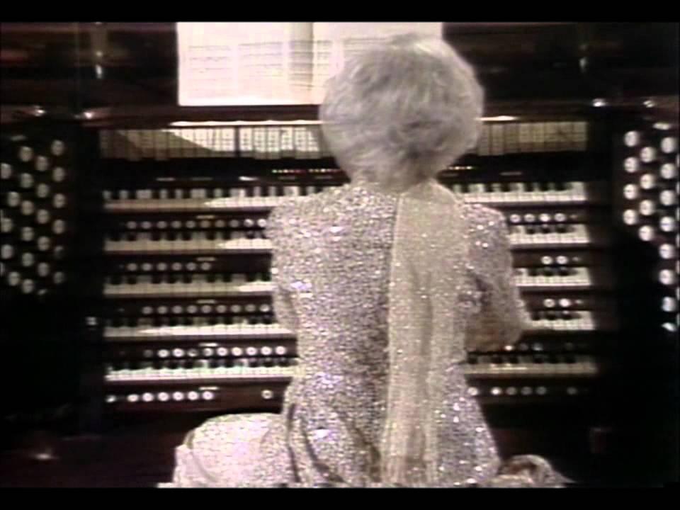 Charles-Marie Widor - Toccata - Diane Bish - Program #8404 - YouTube