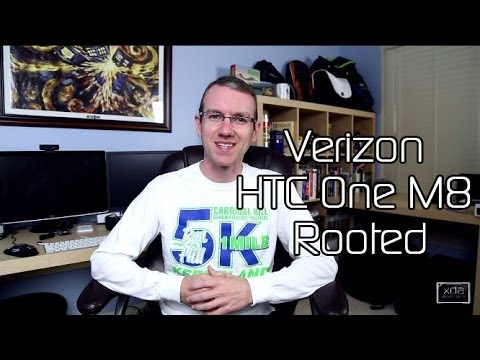 Verizon HTC One M8 Rooted, Sense 6 Ported to Evo 4G LTE, Omate SmartWatch Bluetooth Tethering ROM