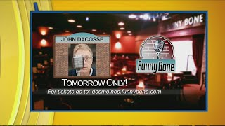 Funny Bone with John DeCosse