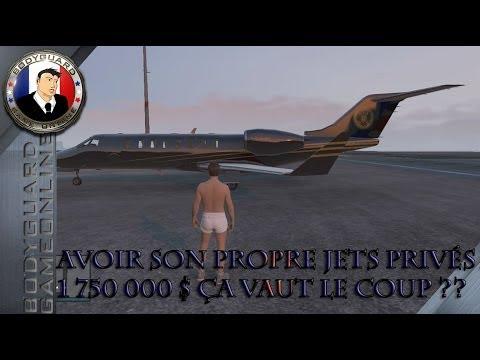 GTA 5 Online Avoir son propre Jet privé à 1 750 000 $ ça vaut le coup ??