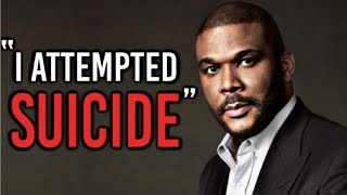 Motivational Success Story Of Tyler Perry - From Poor And Suicidal To A Net Worth of $600 Million