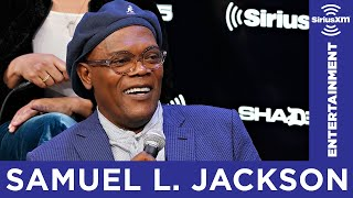 Samuel L. Jackson on Millennials & the Political State of America