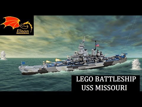 kre o battleship uss missouri instructions