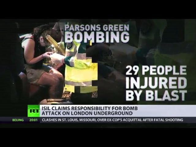 Vicious Circle: Security measures fail to prevent UK's 5th terrorist attack in 2017