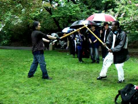 Sakura Swordplay 1 - Kinda Kendo!