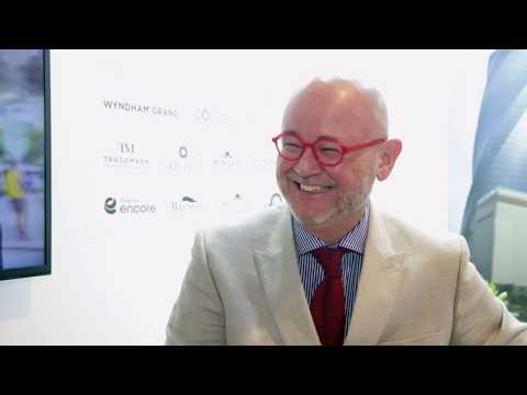 Dimitris Manikis, president and managing director, EMEA, Wyndham Hotels & Resorts