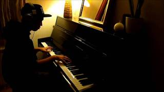 Lil Wayne Feat. Bruno Mars - Mirror (Piano Cover / Lyrics & Song)