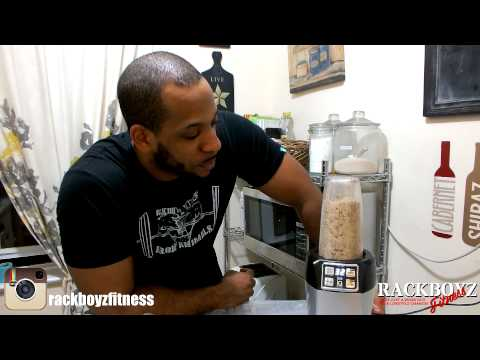 WILL IT BLEND? CAN THE NUTRI NINJA MAKE ALMOND BUTTER? EPIC FAIL??