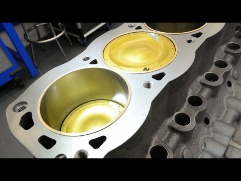 How to build HORSEPOWER - Ford 461ci Windsor V8 by Dandy Engines