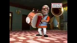 Download Modi Sings Victory Song, Main toh PM ban Gaya So Sorrybalawap1 3Gp Mp4