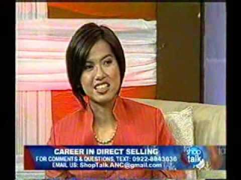 ANC Shop Talk Interview Part 2  of Arlyn Tan, Sunlife Financial Advisor