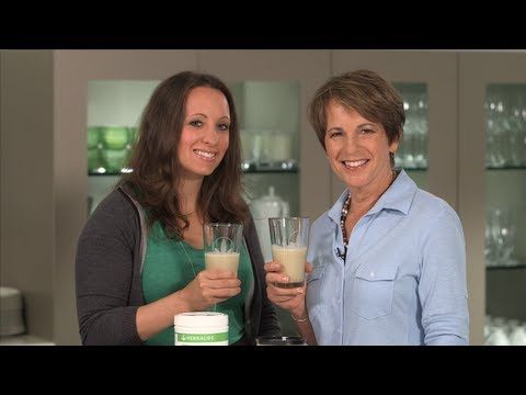 The official guide to making an Herbalife Formula 1 shake   Herbalife Advice