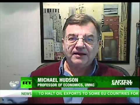 Michael Hudson,