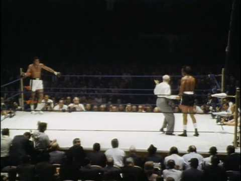 Muhammad Ali vs Cleveland Williams HD Video