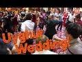 MASSIVE Uyghur Wedding In Urumqi Xinjiang With Uighur Dancing Music mp3