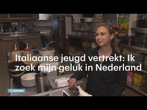 Italiaanse jongere 'vlucht' naar Nederland: 'Ik ga nooit meer terug' - RTL NIEUWS