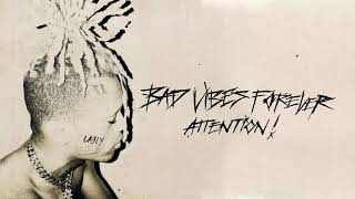 XXXTENTACION - ATTENTION! (Audio)