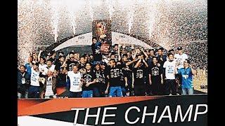 PERSIB JUARA!!! Piala presiden 2015 - Aerial video | HD