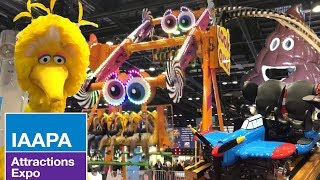 IAAPA 2018 Full Show Tour and Review with The Legend and Drew