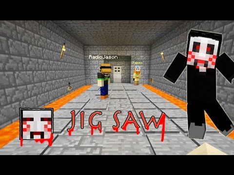 JIGSAW ADVENTURE Minecraft Mini Game Play with Radio Jason Games