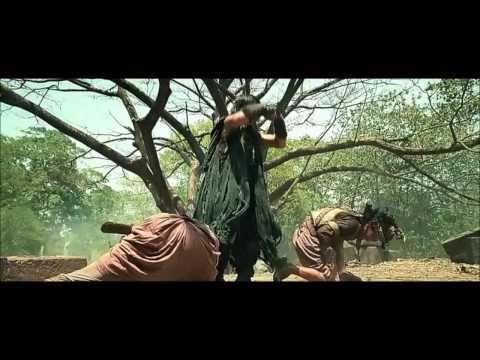Ong Bak 3 - Bhuti Sangkha (Crow Demon) Fight Scene