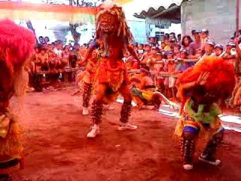 Buto Jathilan (anak) Mekar Budoyo, 27 Des 09 - 4 video