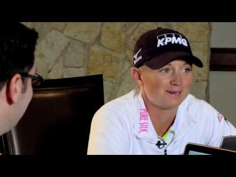 Stacy Lewis Twitter Chat
