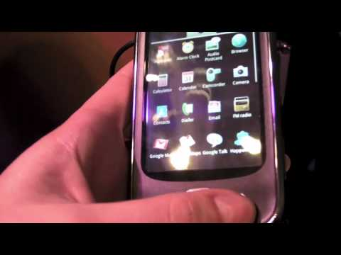 Motorola Quench preview