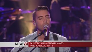 Connecticut Native Advances in American Idol