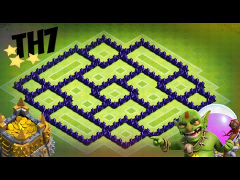 Clash of Clans - TownHall lvl 7