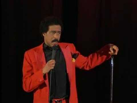 Richard Pryor on Love Video