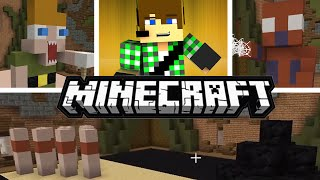 Minecraft Build Battles - FATINE TERRIFICANTI, SPIDERMAN E BIRILLI INGUARDABILI