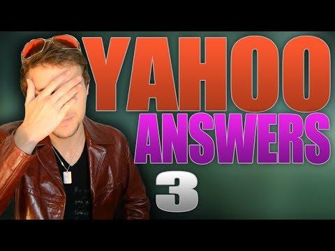 Los más GILIPOLLAS de Yahoo Answers... 3ª Parte!