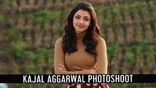 Kajal Aggarwal Photoshoot | Kajal Latest Pics | Celebrities Photos