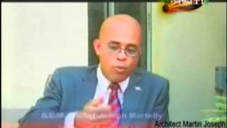 Daniel Gerard Rouzier Reponds Aux Questions De Michel Martelly