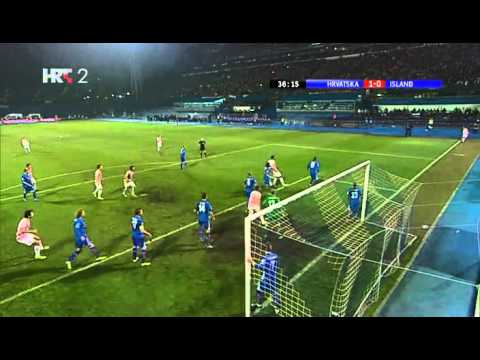 Croatia - Iceland 2:0 | 2014 FIFA World Cup Qualification | All Goals & Highlights 19.11.2013.
