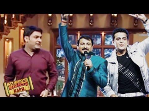 Ravi Kishan, Manoj Tiwari, Nirahua Comedy Nights With Kapil 8th February 2014 Episode