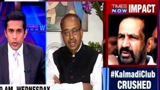 Sports Minister Vijay Goel Speaks On Suresh Kalmadi's Appointment