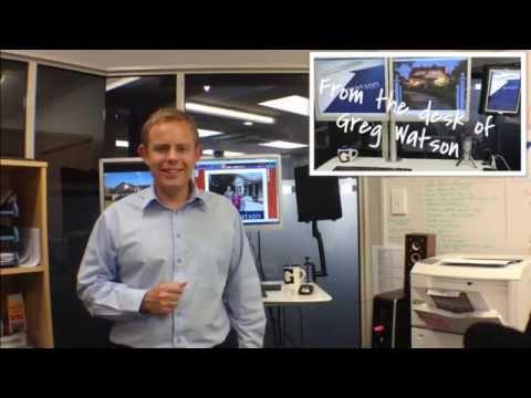Greg Watson wins a major New Zealand Property Management Award