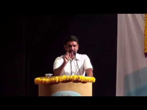 Vishwas Nangare Patil Speech Part 4 video