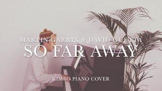 Martin Garrix & David Guetta - So Far Away (Piano Cover) [feat. Jamie Scott & Romy Dya] +SHEETS
