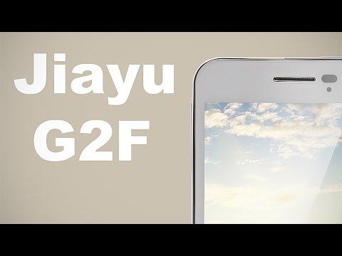 Видео обзор 4.3 дюймового телефона / смартфона Jiayu G2f