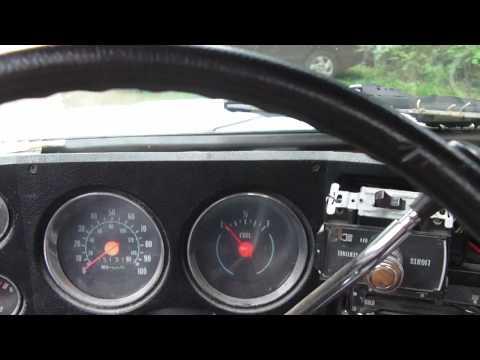 1977 GMC High Sierra 292 straight 6 Cold start
