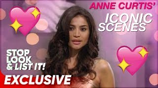Anne Curtis' Iconic Scenes | Stop, Look, and List It!