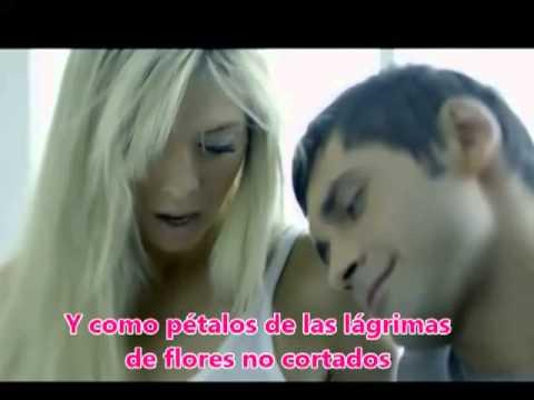 Vera Brezhneva & Dan Balan - Petals of tears - Petalos de lagrimas - Musica mp4 (sub español)