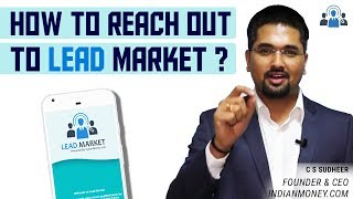 LeadMarket  How to Reach out to LeadMarket