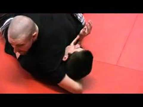 Brazilian Jiu Jitsu / MMA Technique - Half Guard Pass Image 1