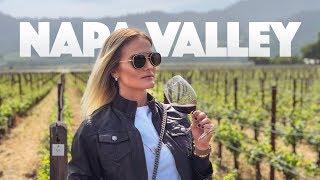 O que fazer em Napa Valley - vlog de viagem na California
