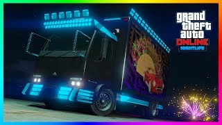 GTA Online Nightclub Update NEW Guest List LEAKED Rewards - FREE Vehicles, Rare Car Liveries & MORE!